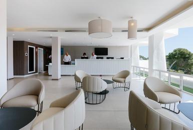 Réception Hôtel AluaSoul Mallorca Resort (Adultes Seulement) Cala d'Or, Mallorca