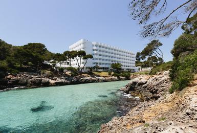 Plage Hôtel AluaSoul Mallorca Resort (Adultes Seulement) Cala d'Or, Mallorca