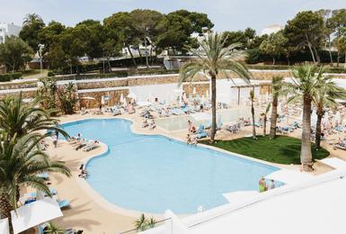 Piscine Hôtel AluaSoul Mallorca Resort (Adultes Seulement) Cala d'Or, Mallorca